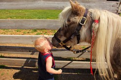 Children and the Benefits of Horseback Riding