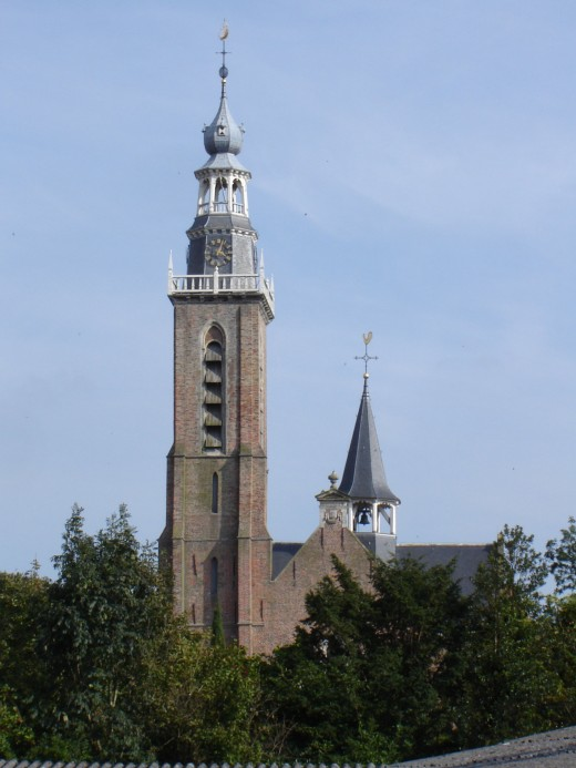 Church of St Bavo, Aardenburg, The Netherlands