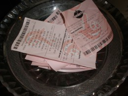 Lottery tickets can make you an instant millionaire, but they are more likely to make you broke.
