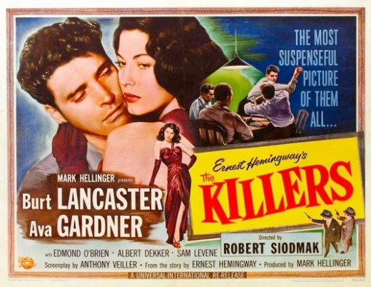 The Killers Movie Poster