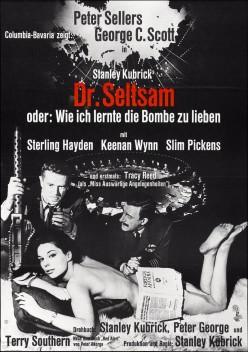 Dr. Strangelove (1964) - Illustrated Reference