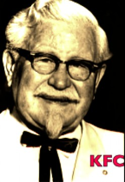 Why is KFC so popular in the world?