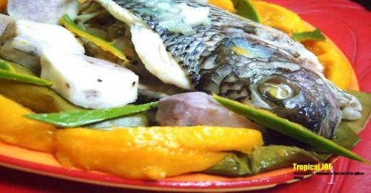 Fish Picadillo
