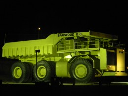 The Largest Truck in the World?! Sparwood BC