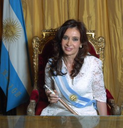 Cristina Fernández de Kirchner, President of Argentina