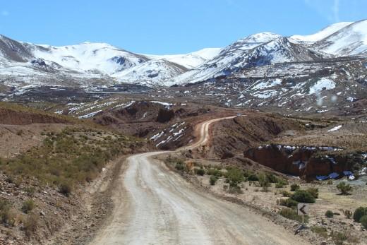 """The Bolivian type of motorway"""