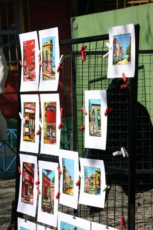 Caminito Art - Buenos Aires - Argentina