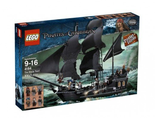 LEGO Pirates of the Caribbean Black Pearl