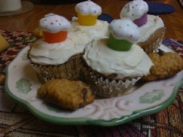 Cupcakes are  fun!
