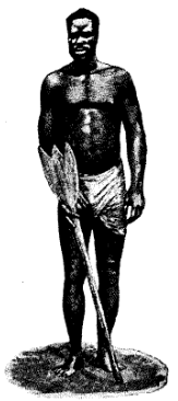 photo credit: wikipedia,com a man of the Kru people