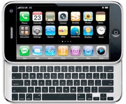 Keyboard has been on the iPhone wishlist for years.