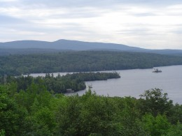 Photo taken in the Adirondacks area.