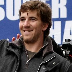 Eli Manning Superbowl Champion
