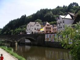 Bridge at Vianden