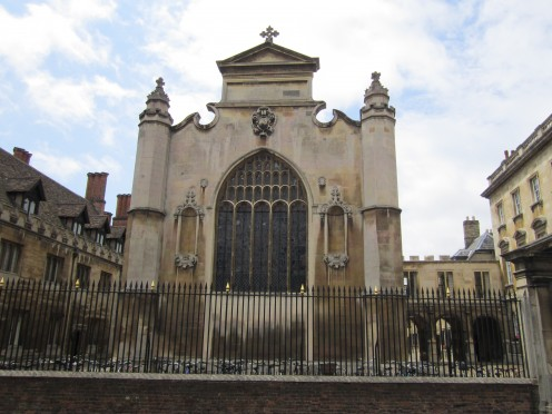 Peterhouse, Cambridge