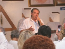 A visit to John of God in Brazil