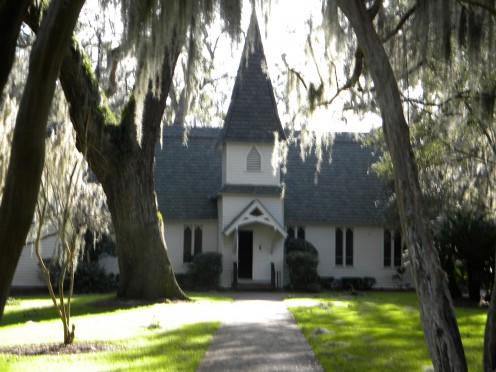 Christ Church St. Simons Island