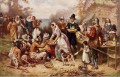 How Did Thanksgiving Originate? The First Thanksgiving