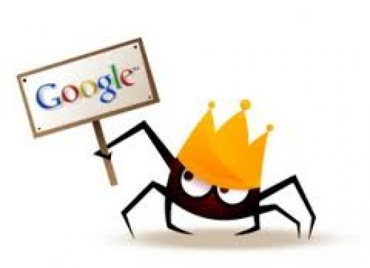 The Great Google Search Engine Spider