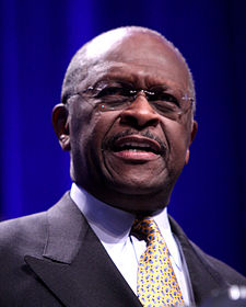 HERMAN CAIN CAN HE HOLD THE LEAD?