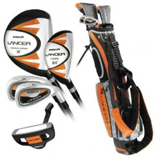 There are some good quality junior golf club sets available at a decent price.
