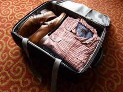 Tips On Travelling Light: Packing Tips
