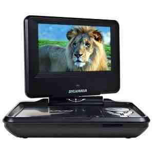 """7"""" DVD player great for your car journey"""