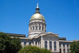 State Capitol. Atlanta.