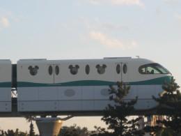 Mickey Mouse train - so cute!