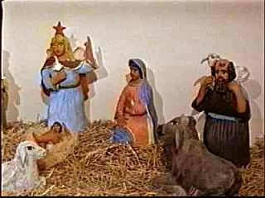 Mexicans commemorate the birth of Jesus with nacimientos, scenes depicting the manger in Bethlehem.