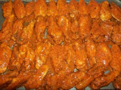 """Chicken Wings Recipe """"Craig's Way""""...how to, by Upstate SC Grub Hub"""