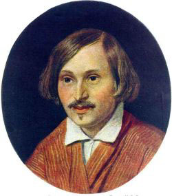 "Nikolai Gogol author of ""The Overcoat"""