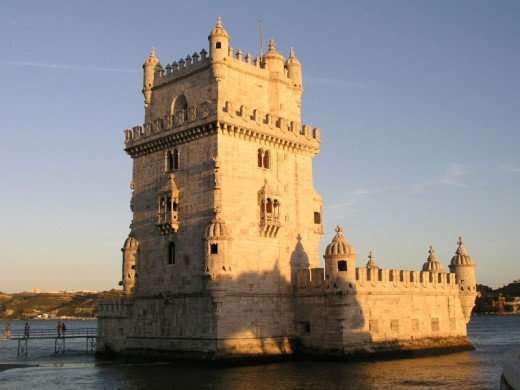 The Torre de Belém