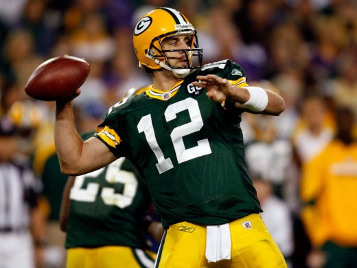 Aaron Rodgers is having an amazing season, and is well on his way to MVP of the 2011 season