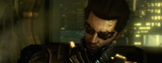 Deus Ex, the marriage of man and machine.