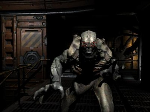 Doom 3 source code will soon be open source. The possibilities are frightening.