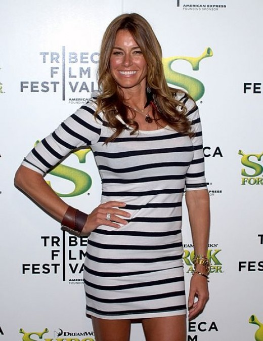 Real Housewife? Kelly Bensimon