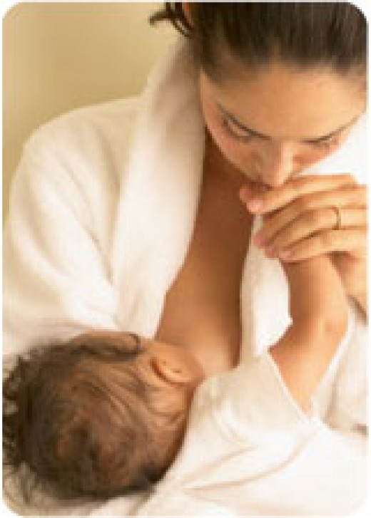 Breastfeeding Mothers Should Be Protected From Disturbances