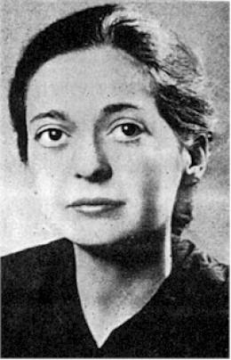 Joy Davidman Gresham (4/18/1915 - 7/13/1960)
