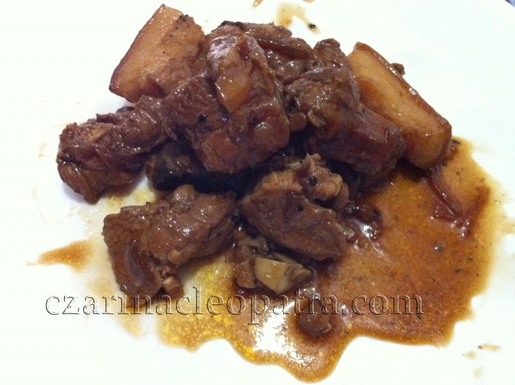 Philippine cuisine filipino adobo recipes for Adobo filipino cuisine