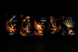 Immortals movie posters