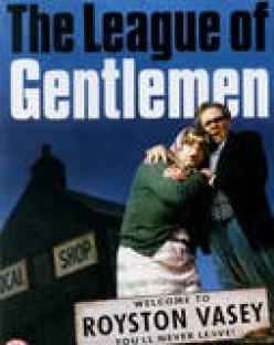 Best British Comedy Shows-The League of Gentlemen