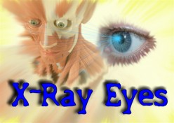 X-Ray Eyes : Mystery Files