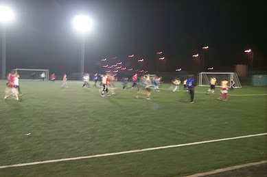 Football (soccer) is a passion. I personally suck at the game, but I would regularly join the weekly game on Tuesday nights.