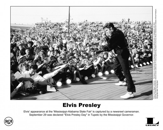 Elvis Presley appeared at the Alabama State Fair and it is said that while he was there at the fair he enjoyed Alabama Lane Cake.