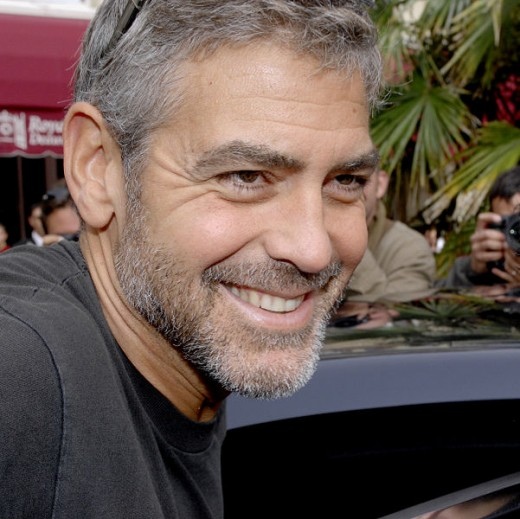 eorge Clooney at the 33rd Deauville American Film Festival in 2007.