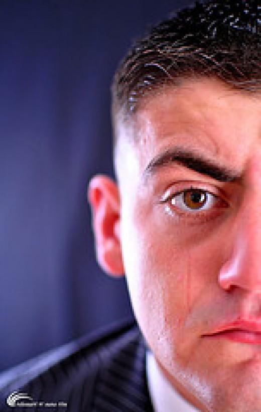 Half Man, Half Boy from PhotographyByUrban Eyes.com Source: flickr.com