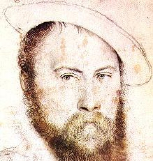 First known Englishman to use the Italian sonnet form