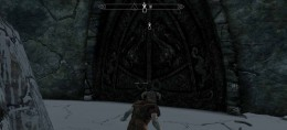 Skyrim Using the Compass to Find Bleak Falls Barrow