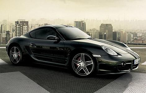Porsche Cayman S 'Porsche Design Edition 1'